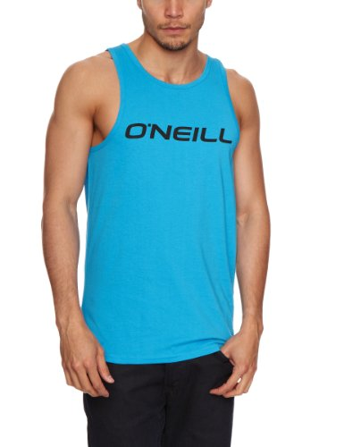 O'NEILL Linear - Camiseta sin Mangas para Hombre, Hombre, Linear Tanktop, Dresden Azul, L