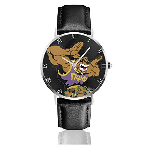 Omega PSI Phi Relojes Unisex Reloj de Moda Ultrafino