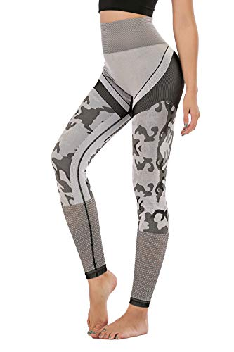 BOLIVO High Waisted Workout Leggings for Women $12.49 (50% Off with code)