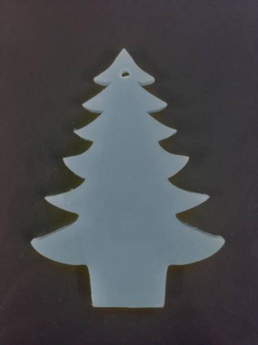 創造にんじん王位GRASSE TOKYO AROMATICWAXチャーム「ツリー」(BL) ローズマリー アロマティックワックス グラーストウキョウ
