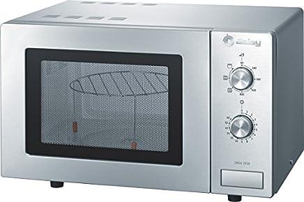 horno y microondas balay