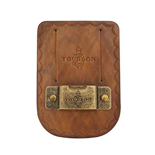 Tourbon Leather Tape Measure Holster