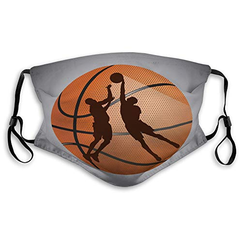 Xunulyn Mouth Shield can Replace Activated Carbon Basketball Players...