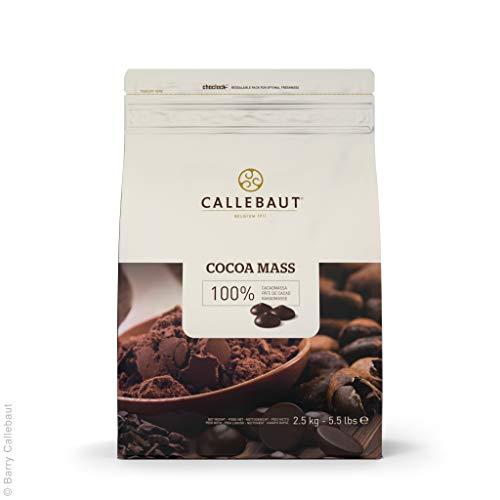 Callebaut 100% Kakaomasse 2,5 Kg Kuvertüre
