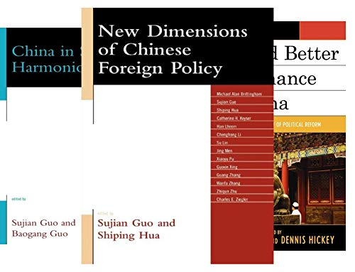 Challenges Facing Chinese Political Development (29 Book Series)