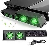 Linkstyle PS4 Cooling Fan, USB External...