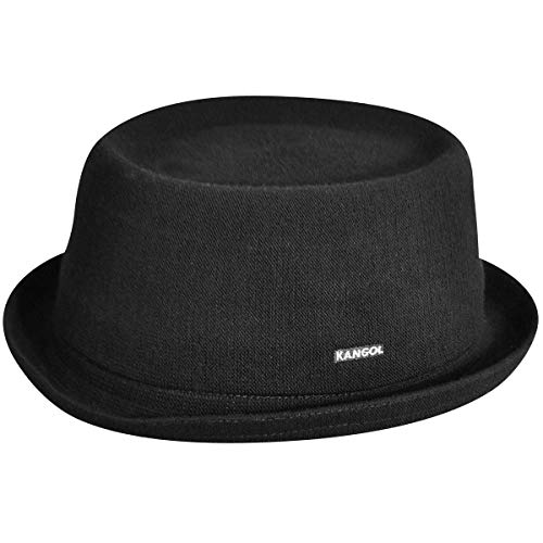 Chapeau Kangol Mowbray Pork Pie Player (M/56-57 - noir)