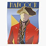 LAKO Fallout Fo4 John Companion Hancock Ghoul Fallout4 4 Impressive Posters for Room Decoration Printed with The Latest Modern Technology on semi-Glossy Paper Background