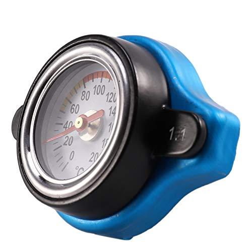 Lopbinte Coche Moto Estilo Termo Tapa del Radiador Tapa del Tanque Agua Cabeza Peque?A 1.1 Bar