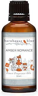 Barnhouse - Amber Romance - Premium Grade - Fragrance Oil (30ml) - Scented Oil