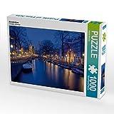 CALVENDO Puzzle Amsterdam 1000 Teile Lege-Größe 64 x 48 cm Foto-Puzzle Bild von Renate Bleicher