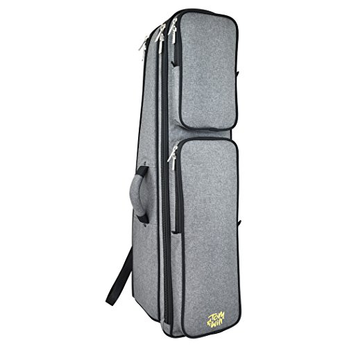 TOM & Will 26tb-315 Tenor Posaune Gigbag – Grau