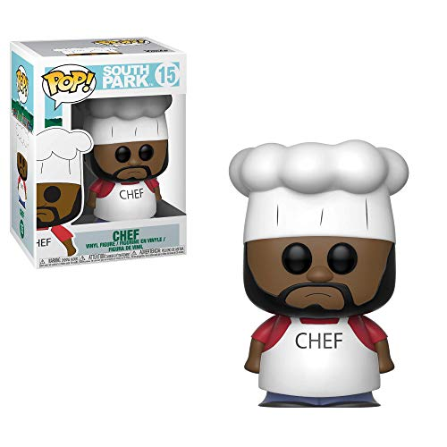 Figurine - Funko Pop - South Park - Chef