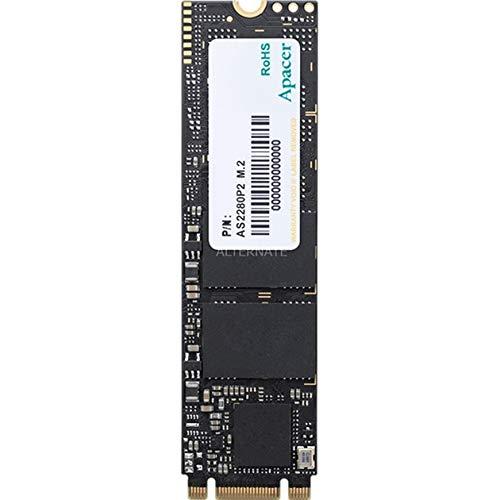 Apacer AS2280P2 120 GB SSD, PCIe Gen3 x2, M.2 2280