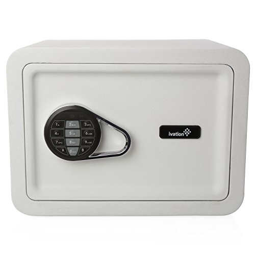 Ivation Electronic Home and Office Safe