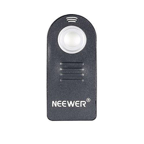 Neewer–Control de mando a distancia por infrarrojos inalámbrico disparador remoto...