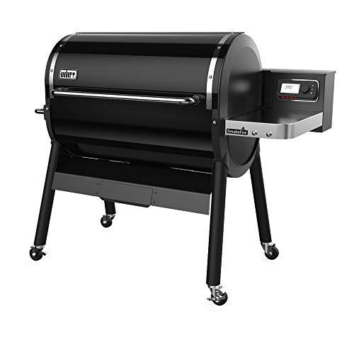 Weber Barbecue a Pellet SmokeFire EX6 GBS Nero