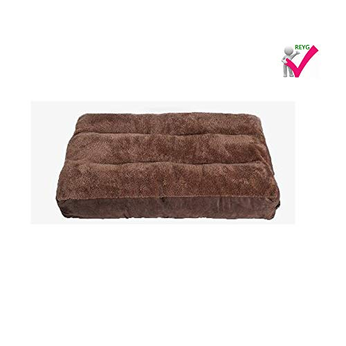 REYG Hundebett - Premium Memory Foam Pet Sofaliege Mit Waschbarem Bezug - Für Hunde , Katzen,70 * 50 * 10cm