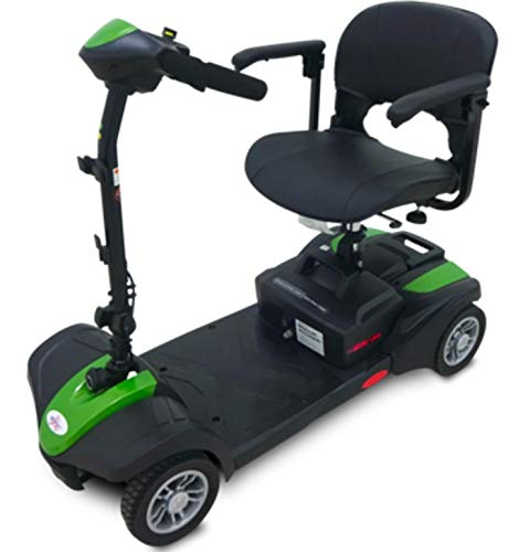 Buy Bargain EV Rider MiniRider Lite 4-Wheel Mobility Scooter with Basket, 12Ah Battery, Swivel Seat ...