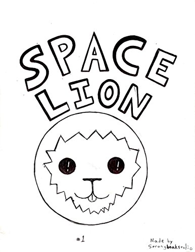 Space Lion (English Edition)