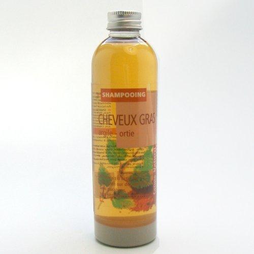 Cosmo Naturel Shampooing pour cheveux gras avec argile Ortie 250ml