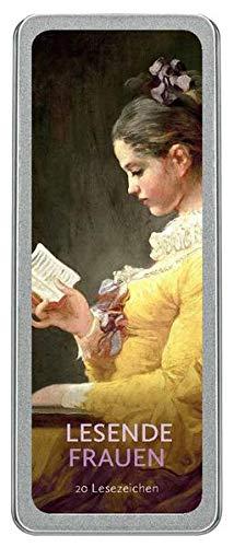 Lesende Frauen: Lesezeichen