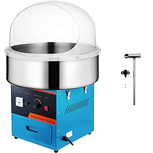 VBENLEM 20.5 Inch Commercial Cotton Candy Machine...