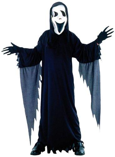 Aptafêtes - CS99039 - Déguisement de Grim Reaper - Taille 7/9 Ans