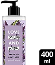 Love Beauty And Planet Body Lotion Argan Oil & Lavender, 400ml