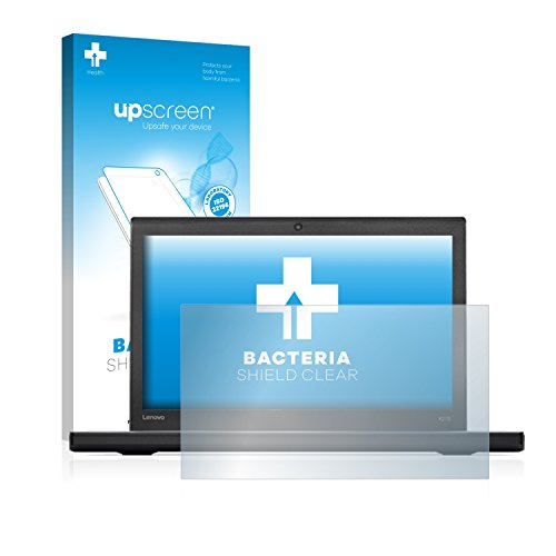 upscreen Antibakterielle Schutzfolie kompatibel mit Lenovo ThinkPad X270 klare Bildschirmschutz-Folie