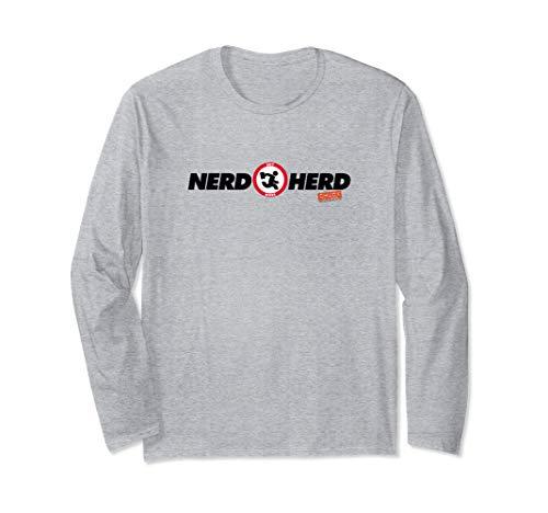 Chuck Nerd Herd Langarmshirt