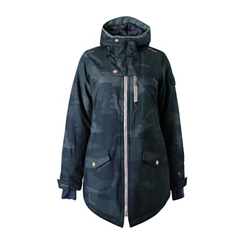 Brunotti Damen Angelite Skijacke, Woods Green, M