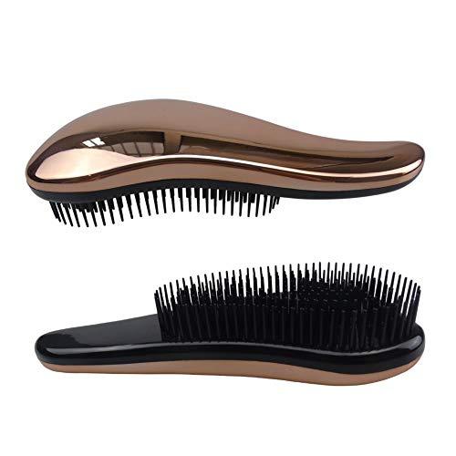 KÖ Beauté Hair Brush (Klein) Detangler Bürste gegen Haarbruch, Haarverlust, Haarausfall und zur empfindlichen Haarpflege