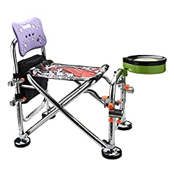 highest weight capacity fishing chair