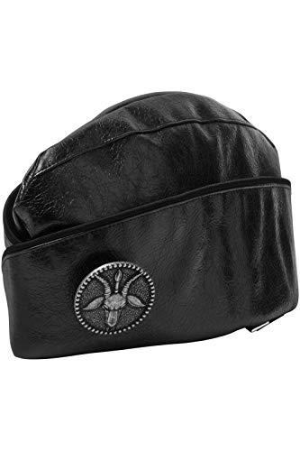 Killstar Schiffchen Hut - Division 13