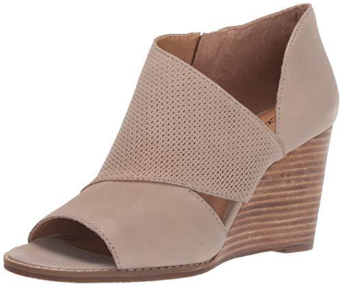 Lucky Brand Women's JEDREK Shoe, CHINCHILLA, 7.5 M US