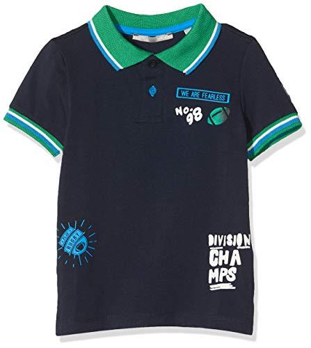 Mexx Jungen 952307 Poloshirt, Blau (Sky Captain 193922), 110/116 (Herstellergröße: 110-116)