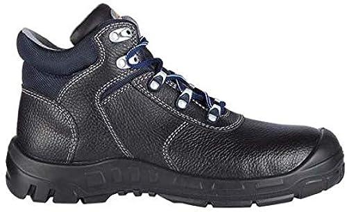 Enjauneert Strauss 8P80.50.1.45 Detroit Mid, Chaussures de sécurité