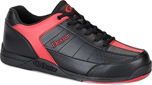Dexter Bowling - Mens - Ricky III Black/Red