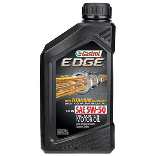 BP Lubricants USA Cast Edge 5W50 Oil