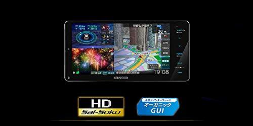 ケンウッドカーナビ彩速ナビ7型MDV-M807HD専用ドラレコ連携無料地図更新/フルセグ/Bluetooth/Wi-Fi/Android&iPhone対応/DVD/SD/USB/HDMI/ハイレゾ/VICS/タッチパネル/HDパネル