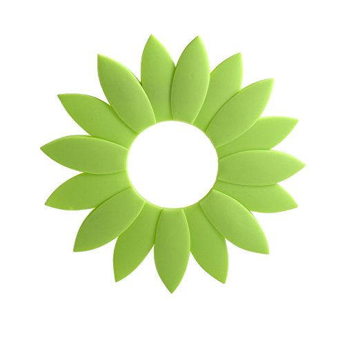 Hide-Your-Cam Nest Cam Security Camera Camouflage Green Sun Flower Cover Skin Case Disguise Protection Decoration Also Fits on Yi Home Cam