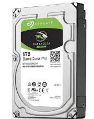 Seagate ST6000DM004 6TB BarraCuda Pro 7200 RPM 3.5