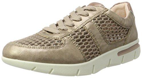 Dockers by Gerli Damen 40KE202-687760 Sneakers, Pink (Rosa 760), 41 EU