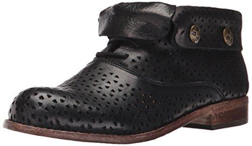 Patricia Nash Women's Sabrina Ankle Boot, Black, 40 B US