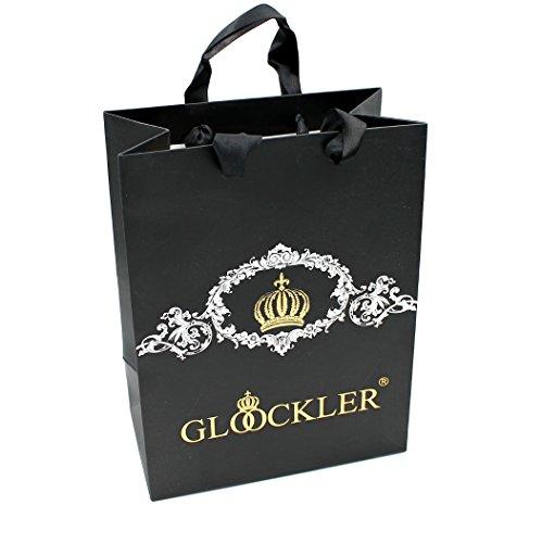 Geschenktasche - original GLÖÖCKLER - Hochglanz Druck - 23 x 17,5 cm
