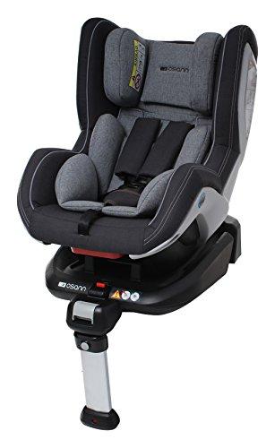 Osann 101-108-230 Kindersitz Fox Gruppe 0+/1 (bis 18 kg) Kinderautositz Grau Melange