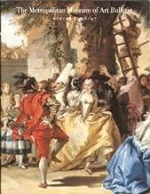 The Metropolitan Museum of Art Bulletin: Winter 1996/97, Volume LIV, Number 3: Domenico Tiepolo: Drawings, Prints, and Paintings in The Metropolitan Museum of Art