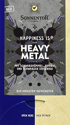 Sonnentor Bio - Happiness isHeavy Metal Tee (1 x 27 g)