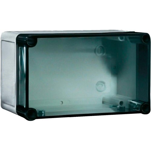 Rittal PK–Box Polycarbonat PK 360x 254x 111Deckel transparent